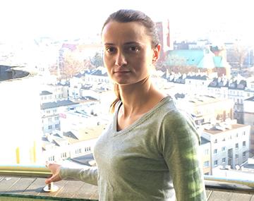 mgr Alicja Adamczyk