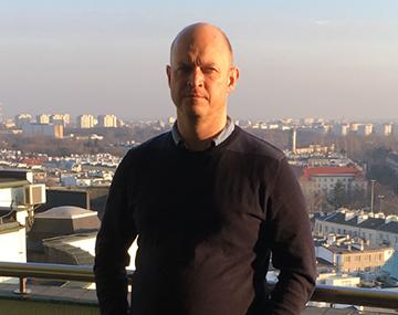mgr Marcin Tarnowski
