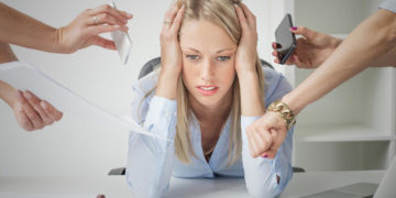 Stres jako przyczyna dysautonomii